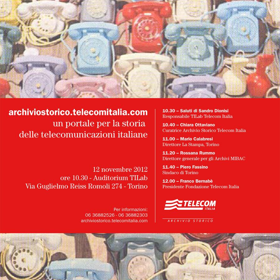 InvitoArchivioStoricoTelecomItalia12112012